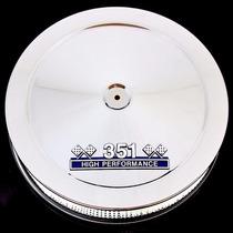 Tapa Y Filtro De Aire Ford Logo 351 Nuevo