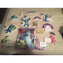 Kit Para Mesa De Dulces Monsters Inc