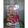 Muñeca Little Mommy Hora De Comer Fisher Price Mi 1 Bebe