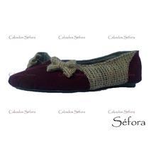 Zapato Tipo Torerita, Sandalia, Zapatilla, Calzado Artesanal