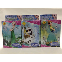 Lego Frozen Elsa Anna Olaf Toy Story 4 - Compre 10 Leve 11
