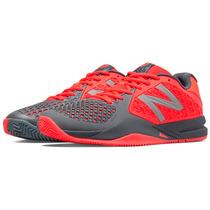 Zapatillas New Balance Tenis Mc 996 V2 Rojo C/gris