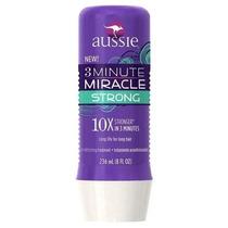 Atacado Aussie 3 Minutes Miracle Strong Lote De 10 Unidades