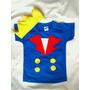 Camiseta O Pequeno Príncipe + Coroa De Feltro 2 A 16 Anos