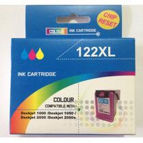 Cartucho Genérico Color 122 Xl Para Impresora Hp