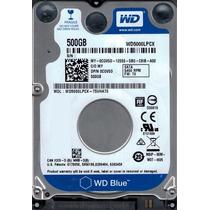 Disco Rigido 500gb Wd Notebook Netbook Nuevo Garantia