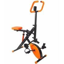 Slim Rider Body Toner 2 En 1 Abdomen Y Bicicleta Crunch