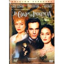 Dvd Edad De La Inocencia ( The Edge Of Innocence ) 1993 - Ma