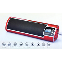 Bocina Portatil Bluetooth Megafire 960b 2017