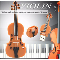 Memoria Forma De Violín De 4gb Y 32 Gb