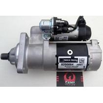 Motor Partida Delco Remy 29mt 24v. 8200064 10 Dentes.