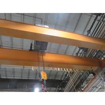 Grúa Eléctrica Viajera, Construcción Bi-puente,