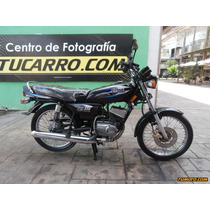 Yamaha Rx115 051 Cc - 125 Cc