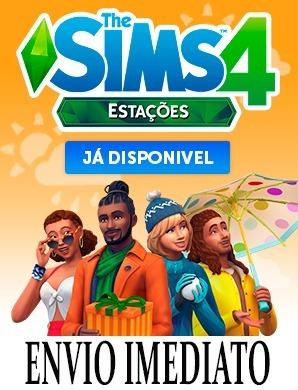 35655f111a8 The Sims 4 - Todas Expansões - Português - Envio Gratis - R  28