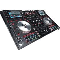 Numark Nv Dj Pro Mixer Controlador Avanzado Con Pantallas