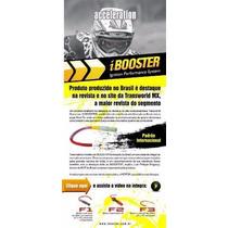Kit Cabo Ibooster F1 + Vela Iridium Cr8heix9 Cbx 250 Twister