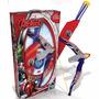 Arco Y Flecha Con Porta Flechas Avengers Ploppy 808411