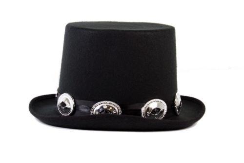 Hebilla Sombrero Negro Halloween Slash Rockstar Disfraces -   107.990 en Mercado  Libre 9262514f1d5