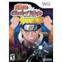 Naruto Clash Of Ninja : Revolution ( Nintendo Wii - Wii U )