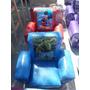 Sillon Sofa Niño Colores Plastificado No Se Ensucia Envios