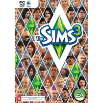 The Sims 3 (jogo Base) - Frete Grátis