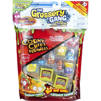 The Grossery Gang - Corny Chips Blister Com 10 - Dtc