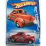 Hot Wheels 2010 Hot Rods Custom 41 Willys Coupe