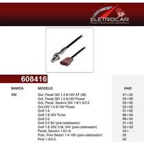 Sonda Lambda Vw Volkswagem Golf 1.6, 1.8, 2.0 20v Turbo 99 E