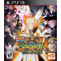 Naruto Ultimate Ninja Storm Revolution Ps3 Zona Games ;)