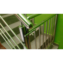 Guarda Corpo Corrimão P Escadas Aço Inox Alto Padra2826741o