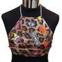 Bikinis 2017 Top Cuello Alto Sweet Victorian 519-17 Mallas