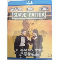Suave Patria - Bluray - Nuevo