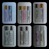 Perfumes Esika-lbel-cyzone Muestras 4,5ml