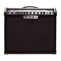 Amplificador Line6 Spider Iv Guitarra 75wrms Atacado Musical