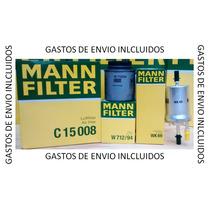 Kit De Filtros Vw Polo 1.2 Tsi, Seat Toledo 1.2 Tsi, 1.4 Tsi