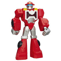 Héroes Playskool Transformer Rescue Bots Heatwave The Fire