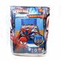 Spiderman Acolchado Reversible Y Sábanas Infantiles Piñata