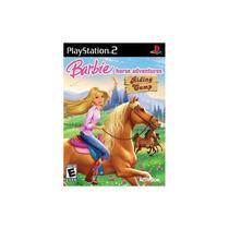 Barbie Horse Adventures: Campo De Equitación - Playstation 2