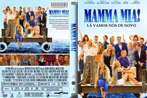 Mamma Mia 2 Lá Vamos Nós De Novo Legendado R 1200 Em Mercado
