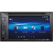 Pantalla Sony Xav-65 De 6.2 Dvd, Usb, Auxiliar Y Comptible