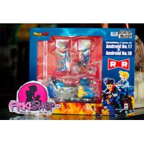 Desktop Real Mccoy - Dragon Ball Z 04. Androide #17 Y #18