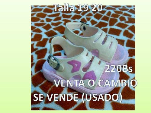 650921ee69235 Zapatos De Niña Y Niño Varias Talla Y Precios - Bs. 15