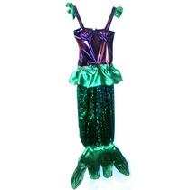 Disfraz De La Sirenita