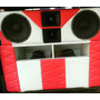 Combo Sonido Para Carro Orion Eminece Sms Audio