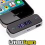 Transmisor Fm - Para Cel Ipod Iphone Mp3