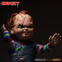 Boneco Chucky - 13 Cm - Mezco Toys
