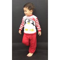 Pijamas Navideñas Para Niños