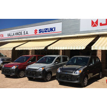 Suzuki Alto 800 Ga O. K. 2016 U$s 9.490 Entrega Inmediata