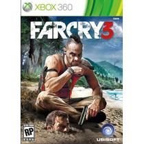 Jogo Far Cry 3 (br) - Xbox 360