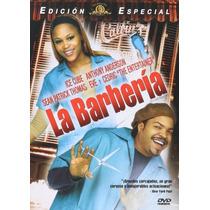 La Barberia Barbershop Edición Especial Pelicula En Dvd